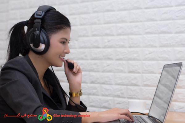 آموزش بازاریاب و فروشنده تلفنی -مجتمع فنی گیلار - بازاریابی تلفنی - آموزش بازاریابی